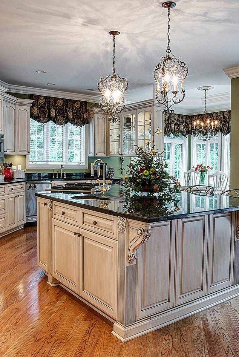 French Country Chandeliers For Kitchen Throughout Trendy 5 Tips On Buying Farmhouse Sink (View 12 of 20)