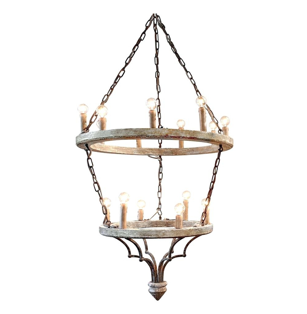 French Wooden Chandelier In Well Liked Articles With French Wood Chandeliers Tag: French Wooden Chandelier (View 9 of 20)