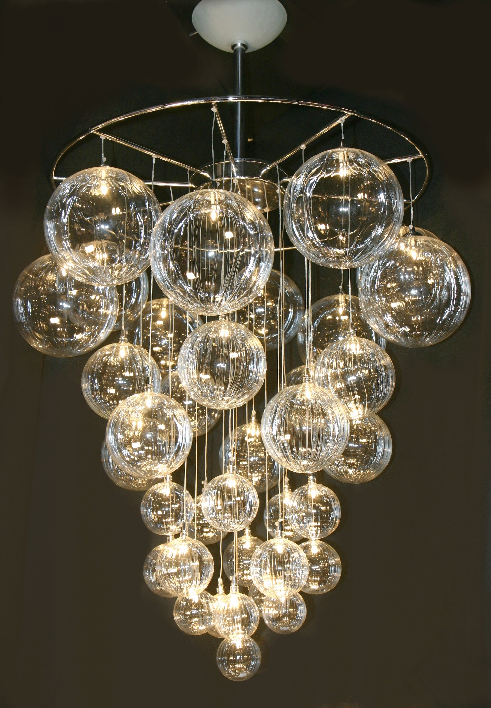 Funky Chandeliers For Well Known Light : Contemporary Lighting Chandeliers Ideas And Antique All (View 2 of 20)