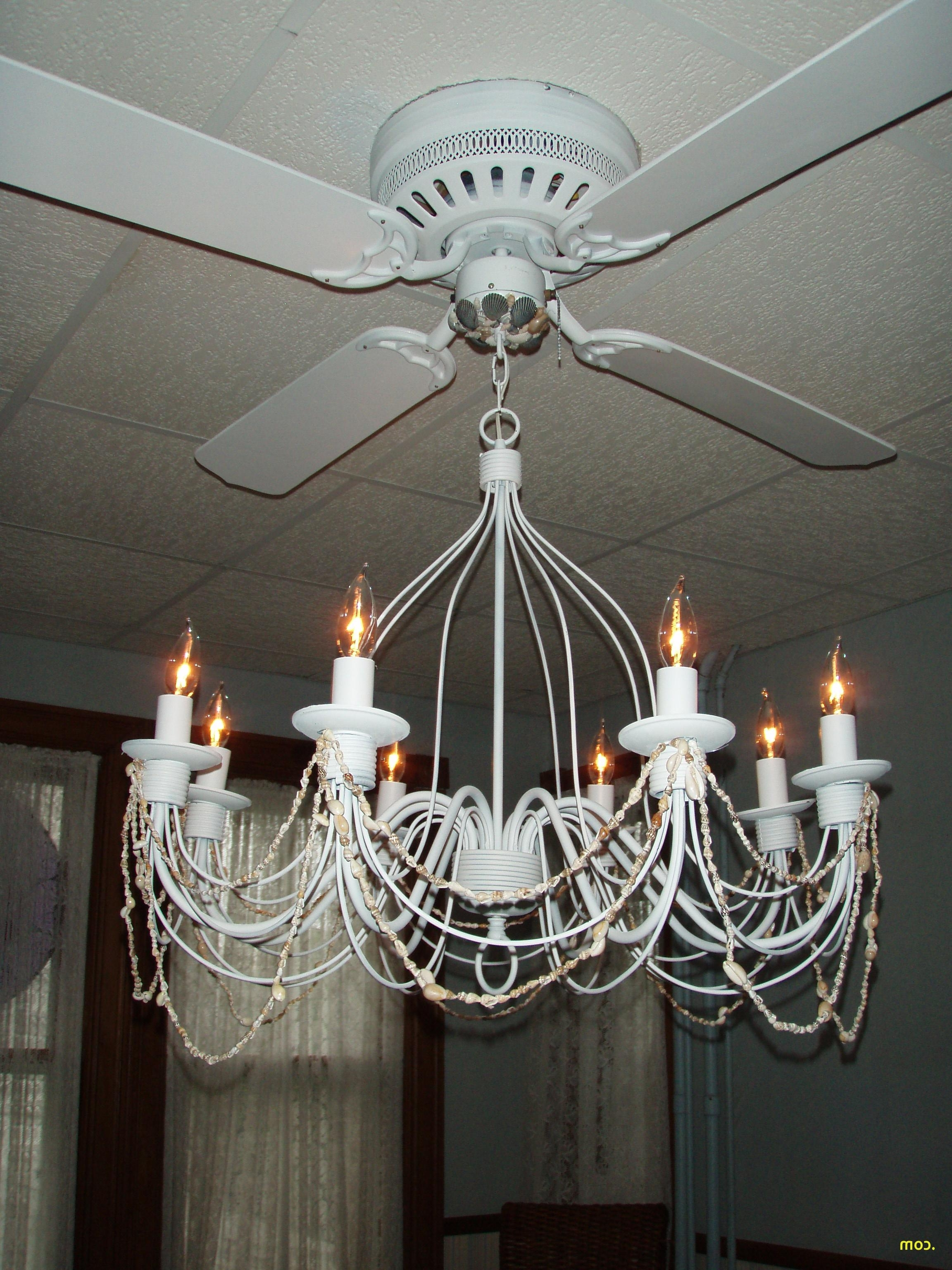 Furniture : Candelier Ceiling Fan Elegant Chandelier Light Fixtures Within Well Known Chandelier Light Fixture For Ceiling Fan (View 13 of 20)
