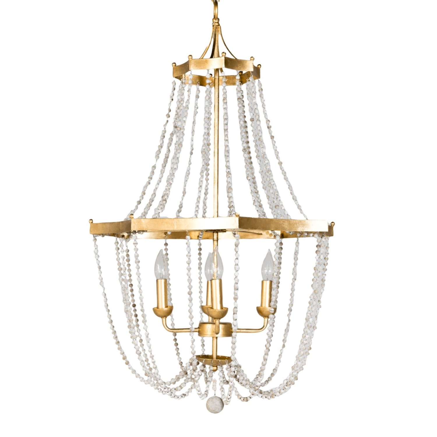 Gabby Chandelier Inside Widely Used Gabby Whitney Chandelier – Gold (View 10 of 20)