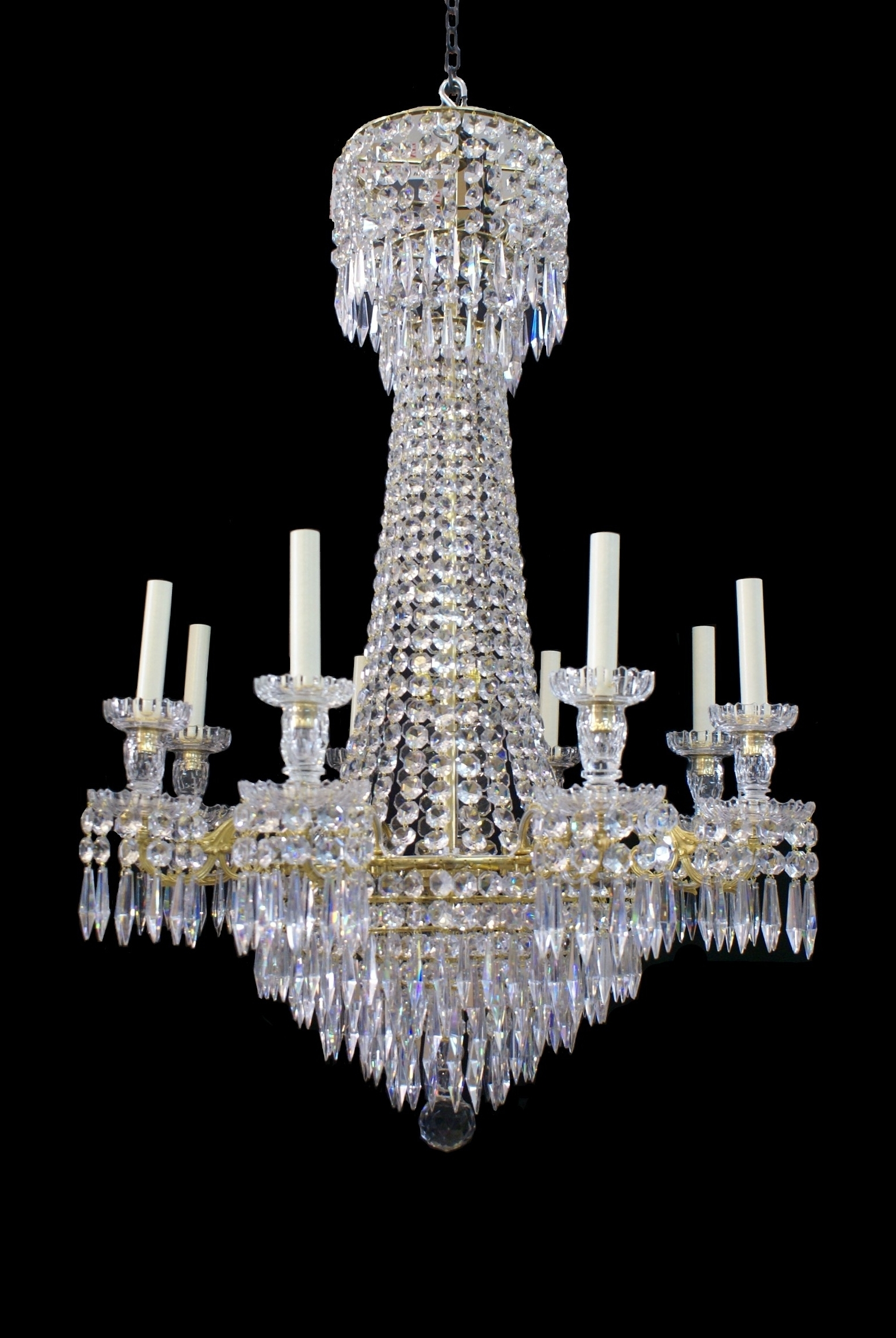 Georgian Chandeliers Intended For Recent Antique – Wilkinson Plc (Gallery 10 of 20)