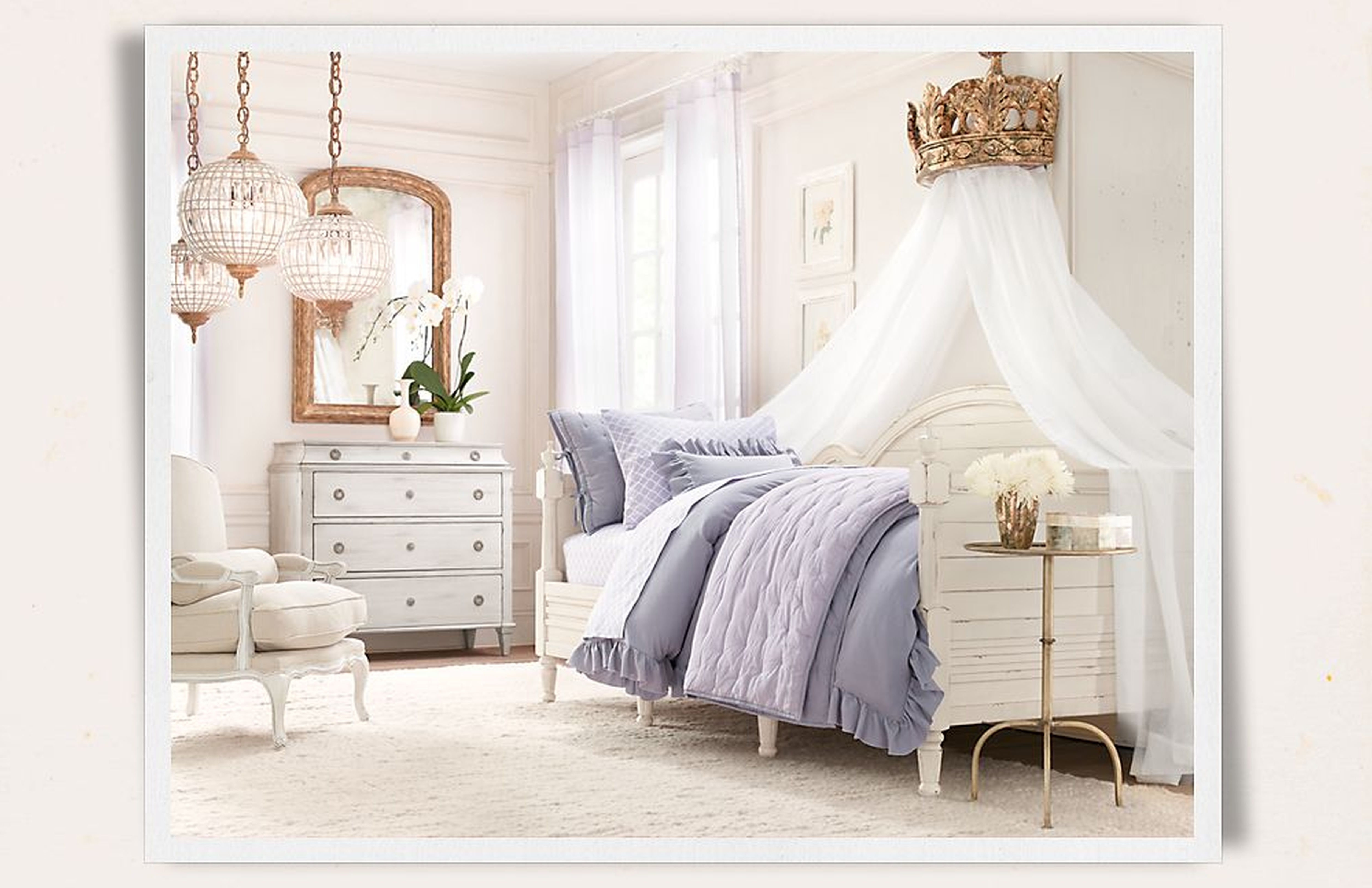 Girls Room Chandeliers Deluxe Kids For Baby White And Crystal In 2018 Crystal Chandeliers For Baby Girl Room (View 10 of 20)