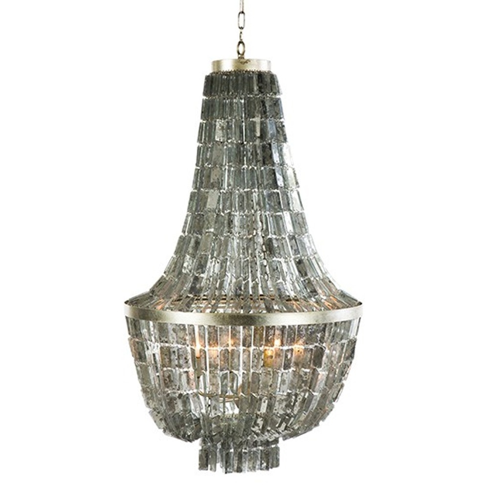 Glendive Mirror Chandelier – Feast For The Senses – Dining Room In Most Up To Date Mirror Chandelier (Gallery 5 of 20)