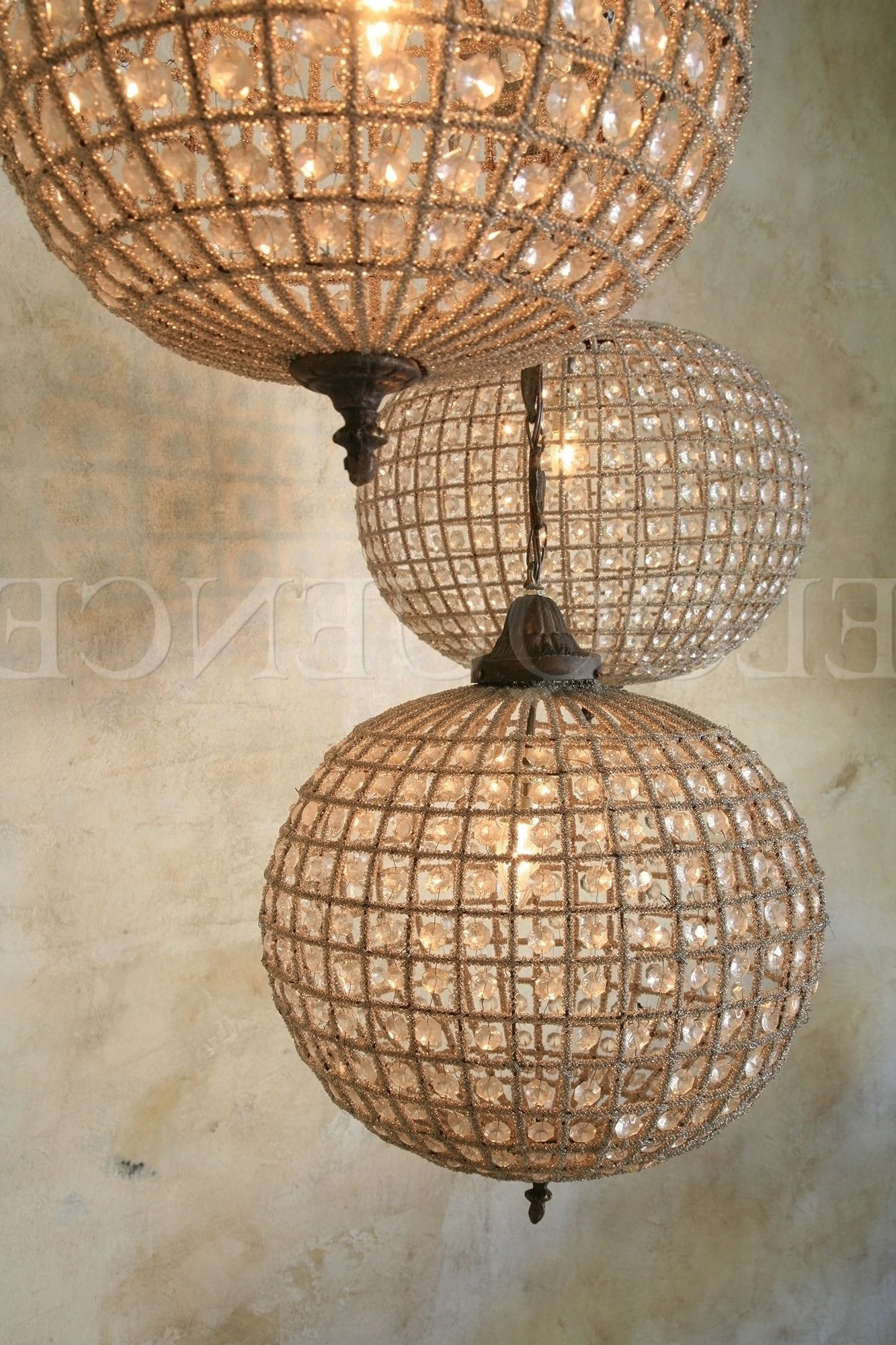 Globe Chandeliers Within Well Known Eloquence, Inc. (Gallery 16 of 20)
