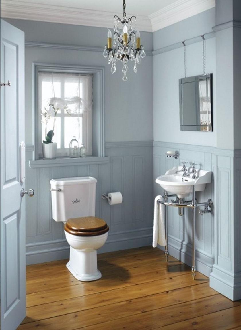 20 Best Crystal Bathroom Chandelier