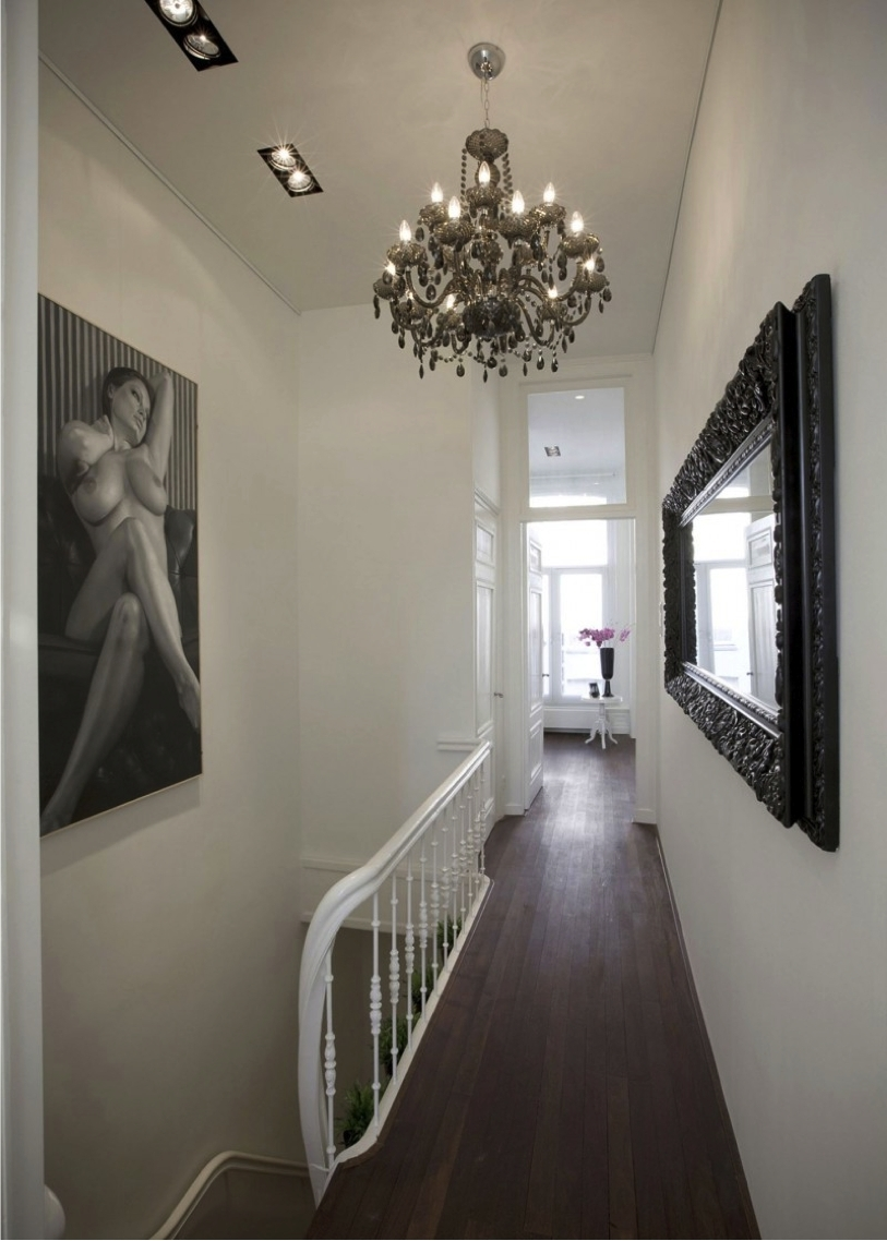 Hallway Chandelier In Home Decor Ideas With Hallway Chandelier Home Pertaining To Popular Chandeliers For Hallways (View 7 of 20)