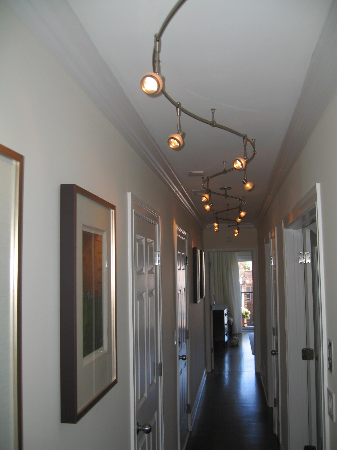 Hallway Chandeliers Inside Most Up To Date Interior (View 11 of 20)