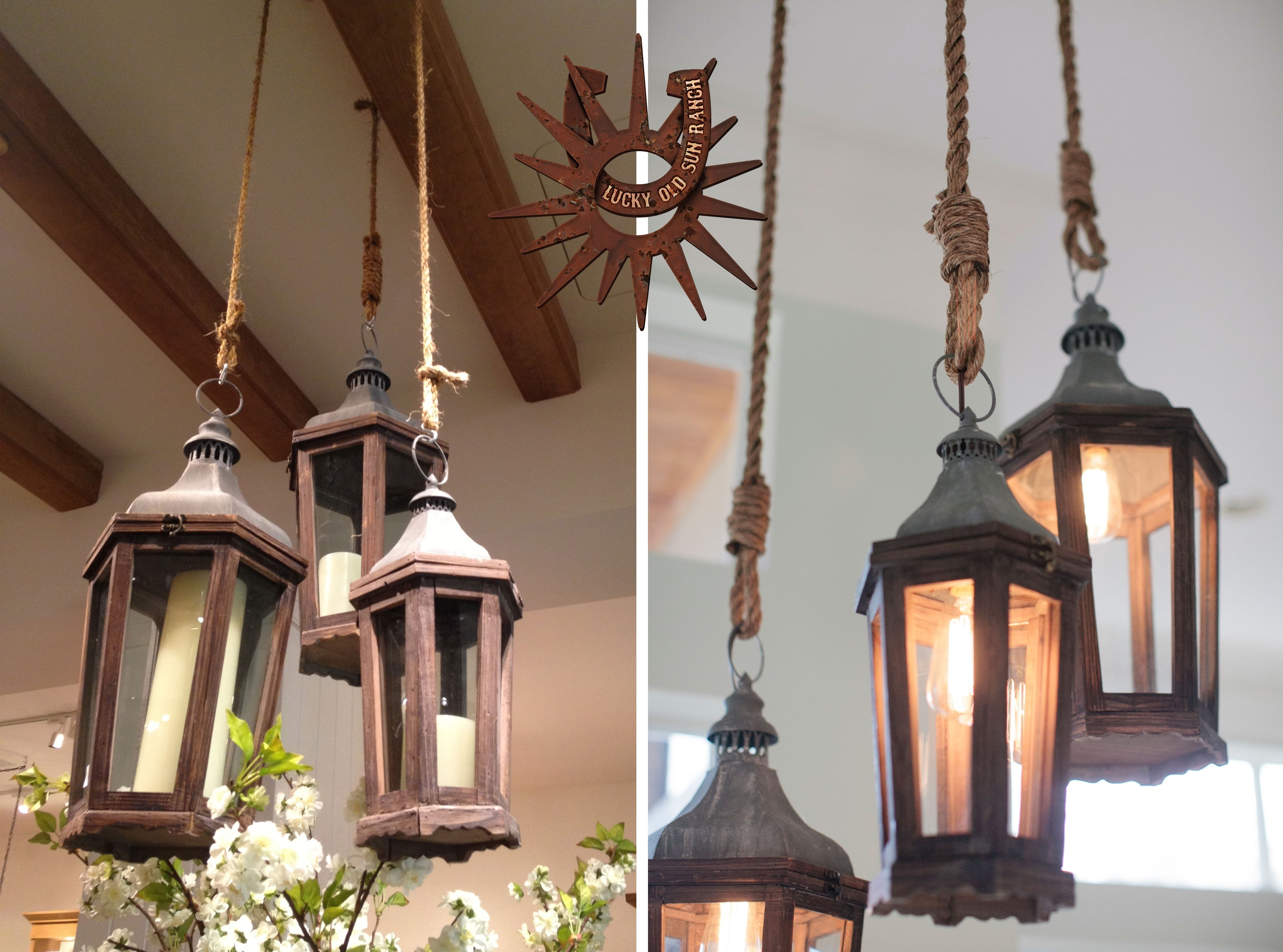 Hanging Real Candle Chandeliers : Lamp World Intended For Preferred Hanging Candle Chandeliers (View 11 of 20)