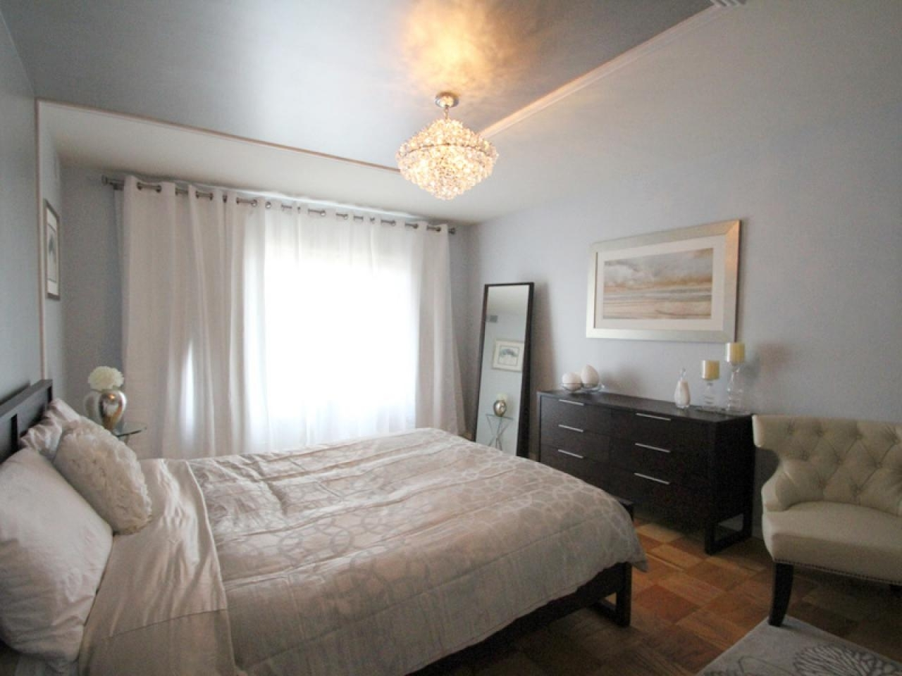 Hgtv Intended For Chandeliers In The Bedroom (View 10 of 20)