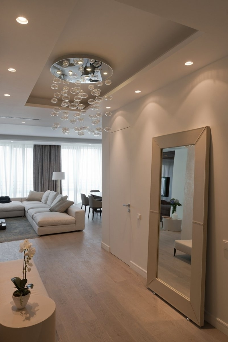 Home Design & Decorating Ideas Within Hallway Chandeliers (View 5 of 20)