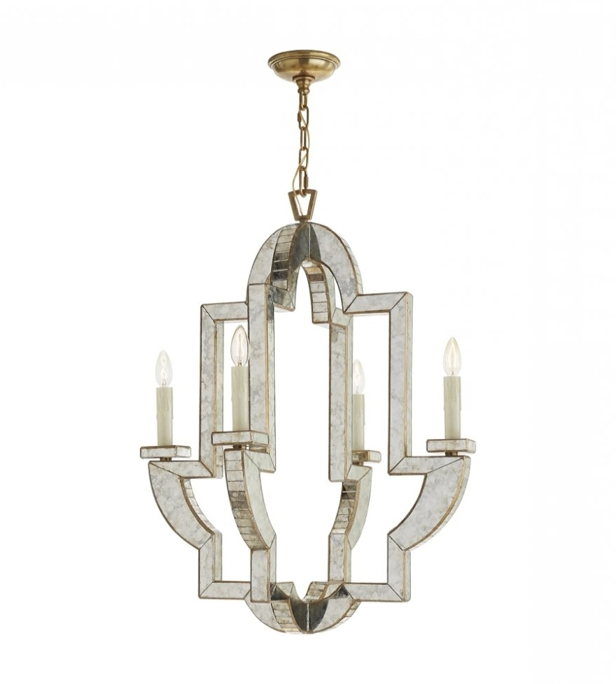 Home Design Projects (Beautiful Antique Mirror Chandelier #7 Throughout Recent Antique Mirror Chandelier (View 7 of 20)