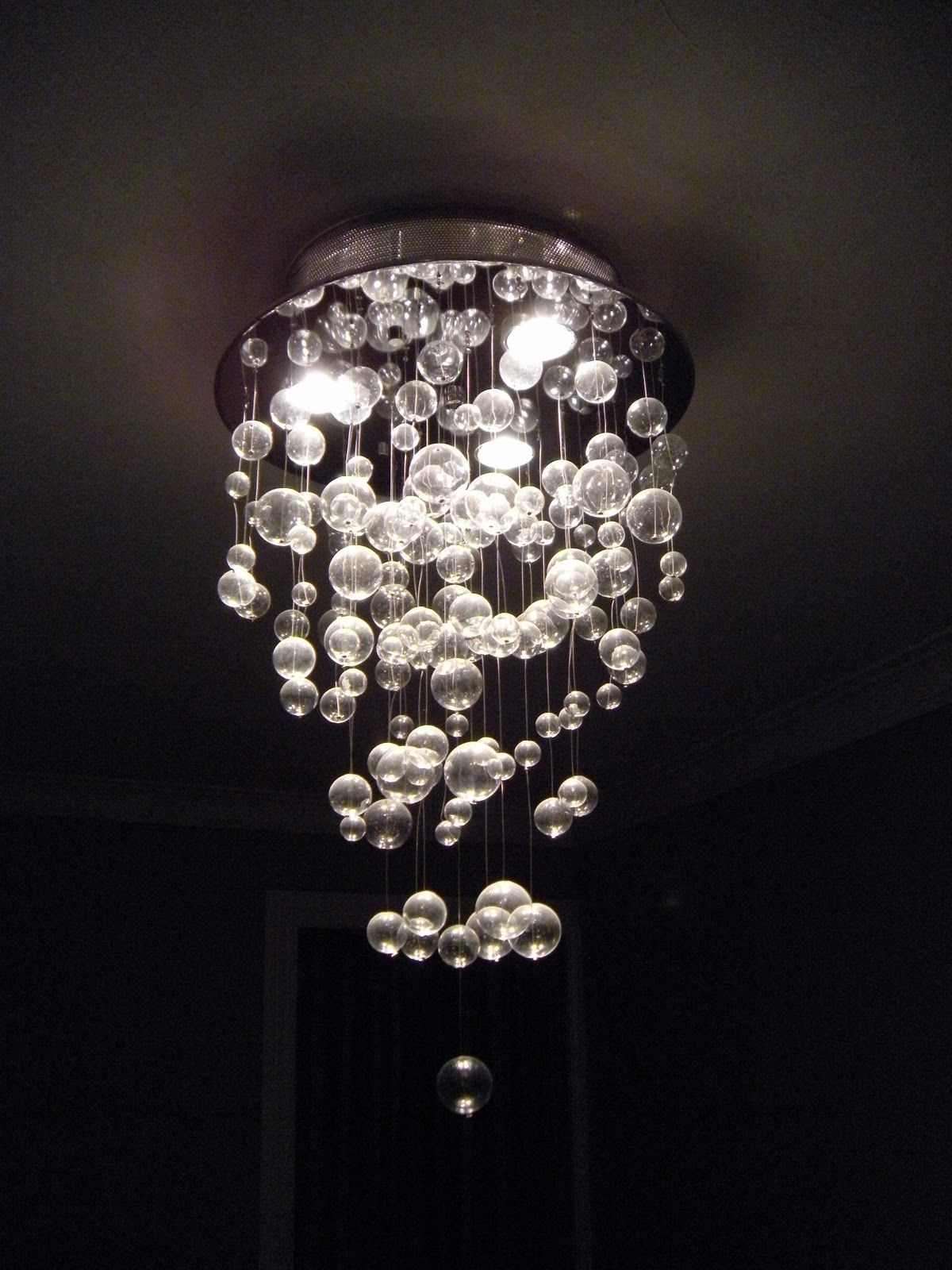 I Sooo Want A Bubble Chandelier Over My Bathtub!!! (View 19 of 20)