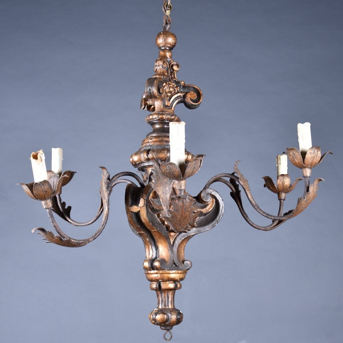 Italian Antique In Latest Italian Chandeliers (View 7 of 20)