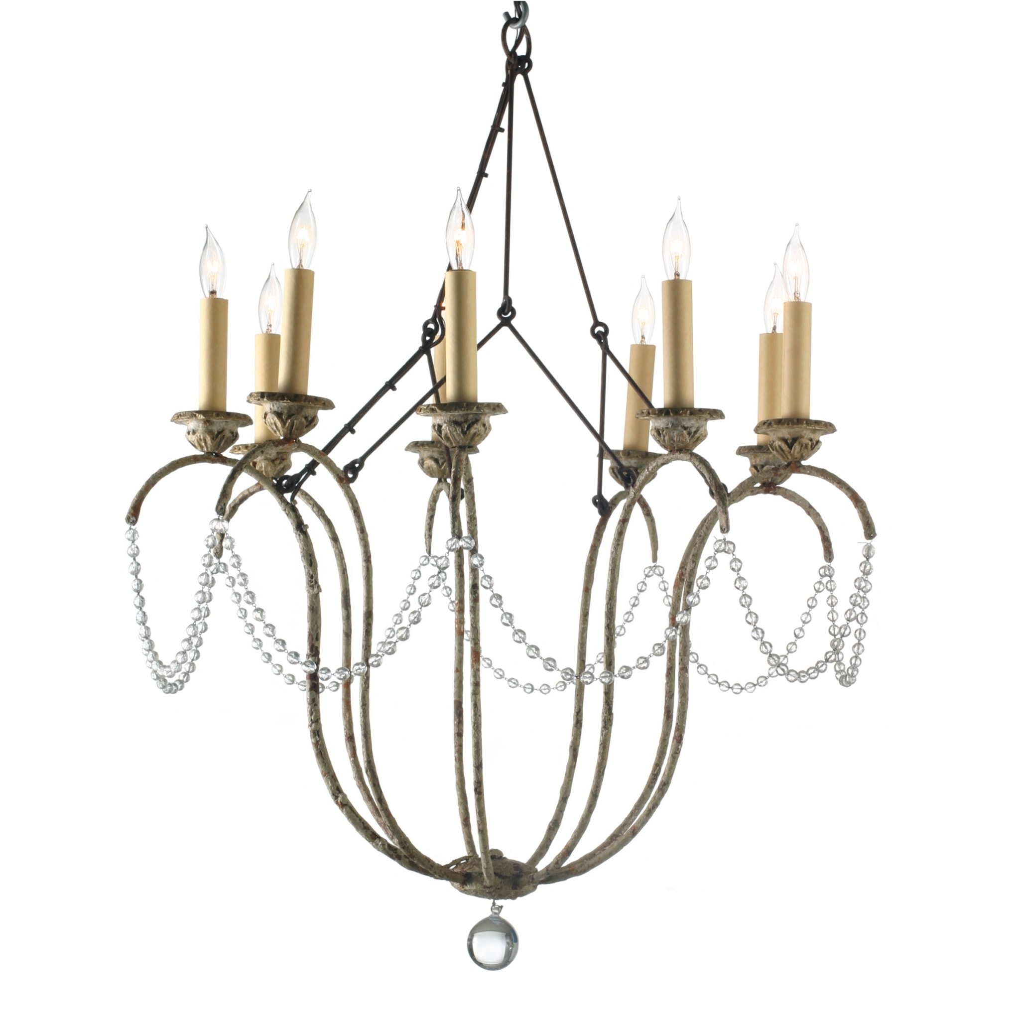 Italian Chandelier Style For Most Recently Released Italian Chandelier (View 9 of 20)