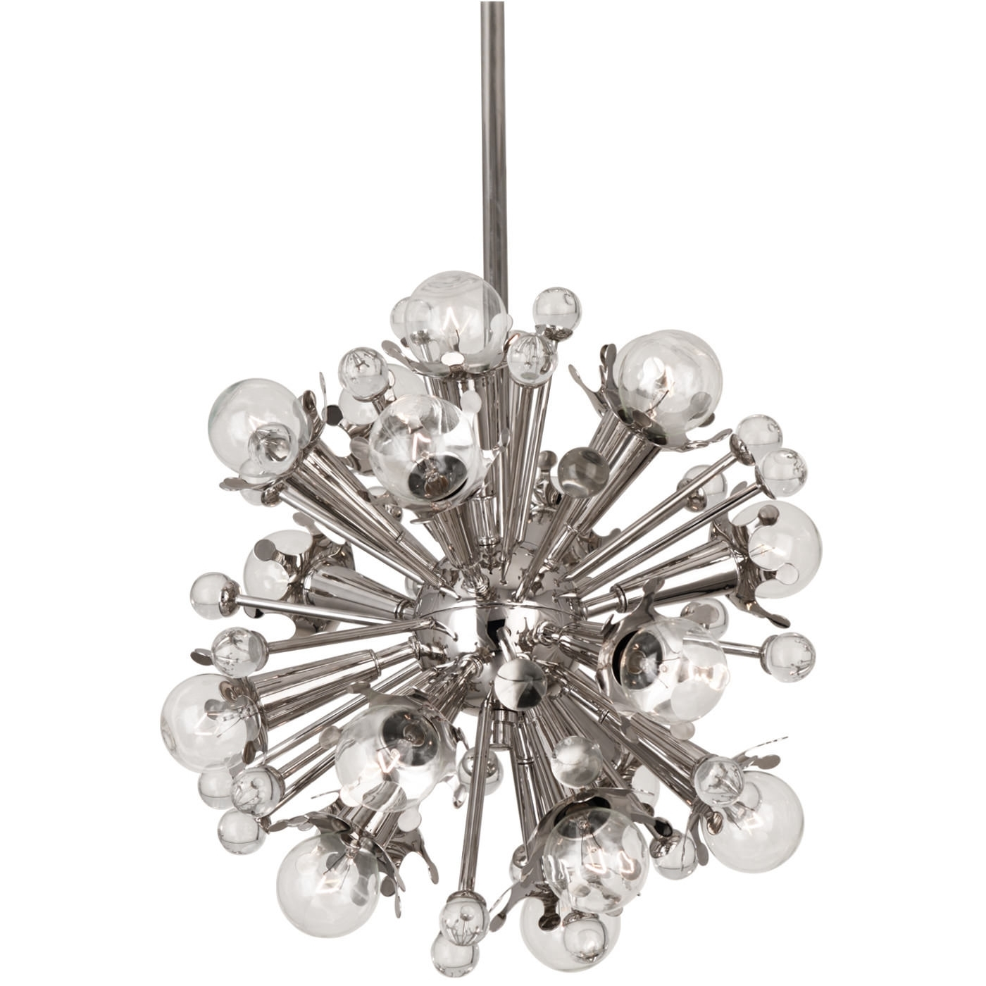 Jonathan Adler Within Favorite Mini Sputnik Chandeliers (Gallery 1 of 20)