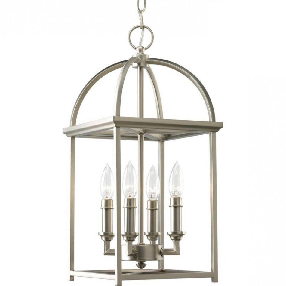 Lamp & Lighting: Chandeliers Design : Marvelous Marvelous Foyer With Trendy Indoor Lantern Chandelier (View 7 of 20)