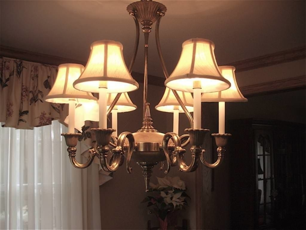 Lamp Shades For Chandeliers Small : Lamp World In 2019 Lampshade Chandeliers (View 7 of 20)