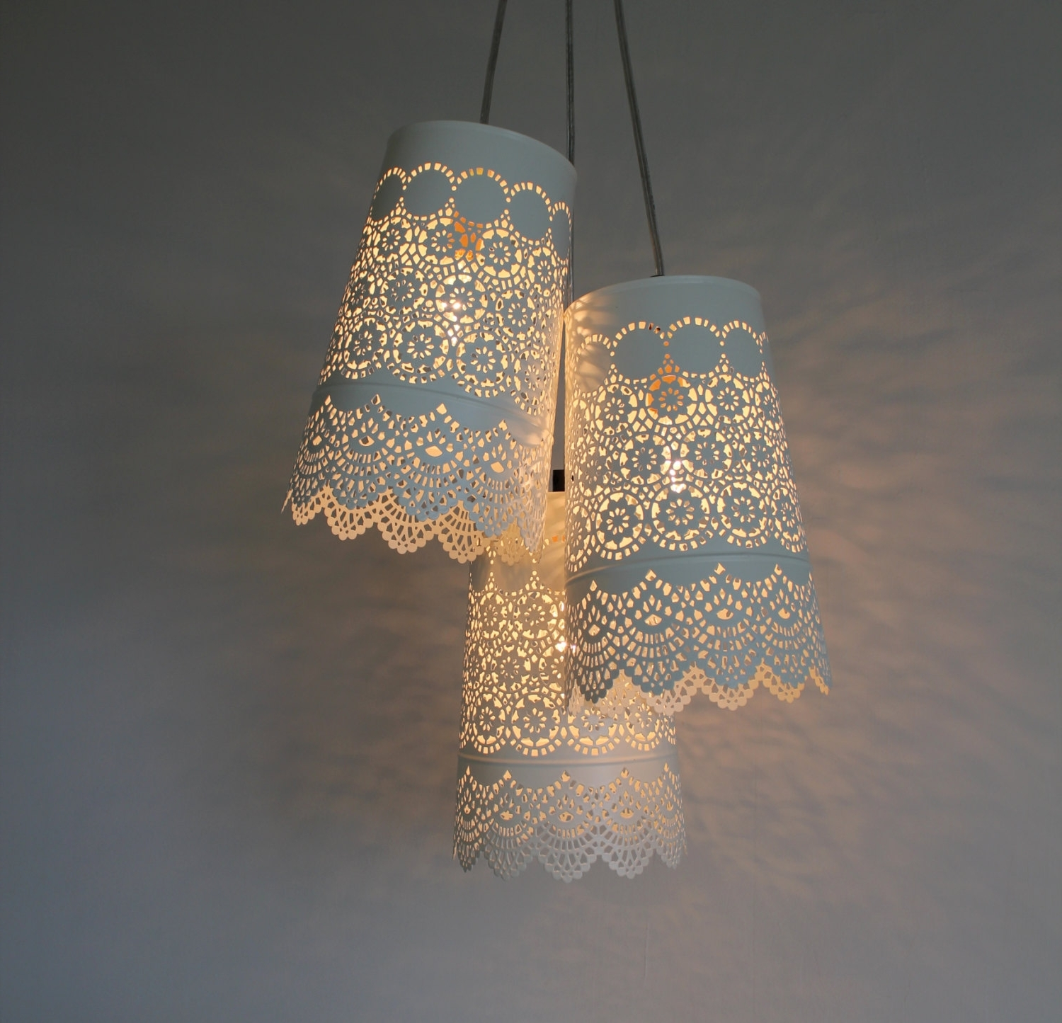 Lampshades For Chandeliers In Famous Small Lamp Shades For Chandeliers (View 17 of 20)