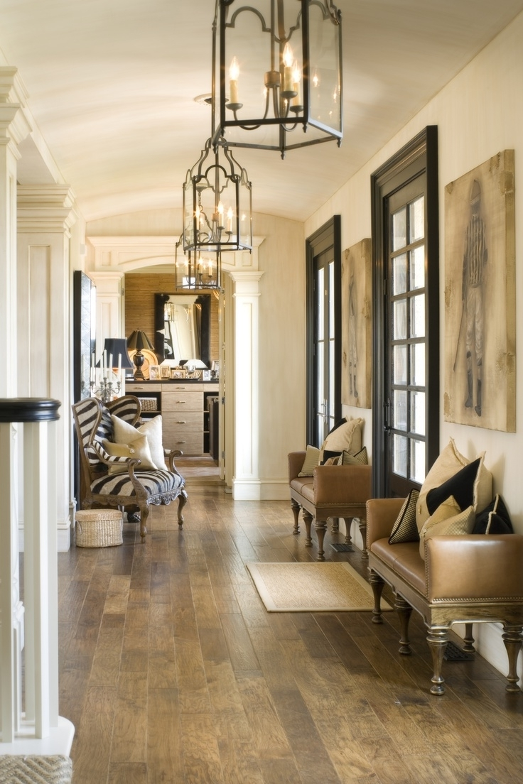 Lantern Chandeliers (View 12 of 20)