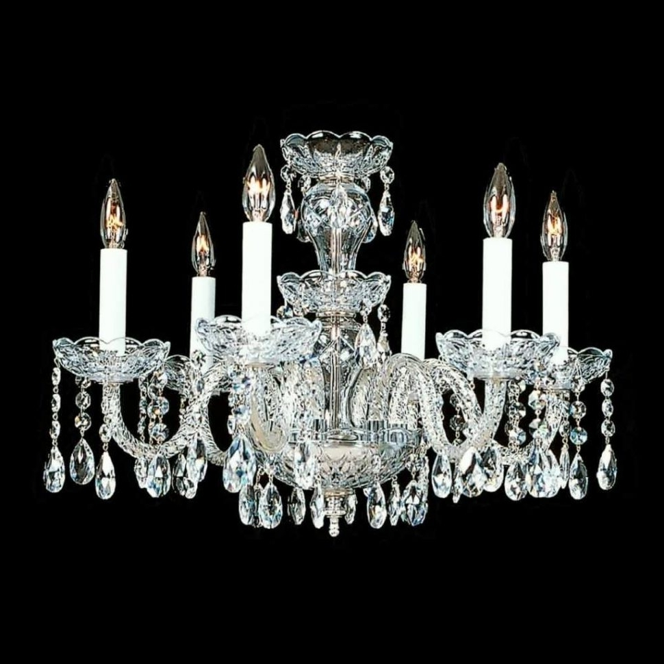 Large Black Chandelier Regarding Preferred Chandelier : Bronze Chandelier Glass Chandelier Black Chandelier (View 11 of 20)