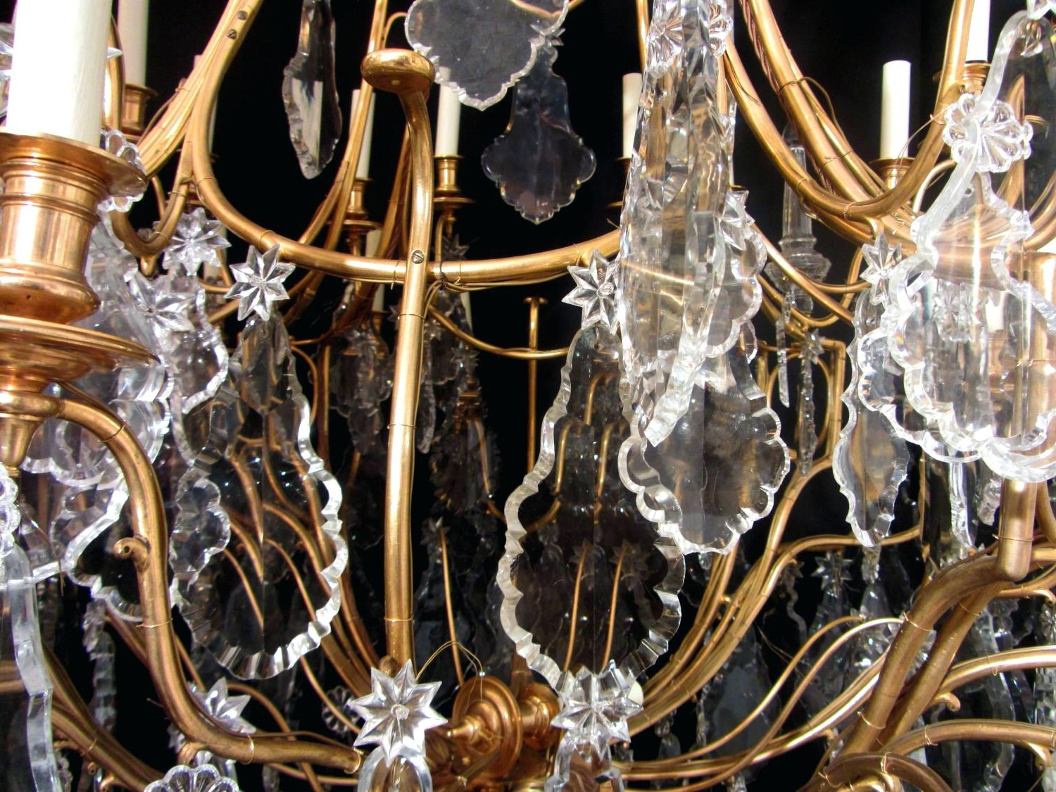 Large Bronze Chandelier Lrge Bccrt Chndelier Big Crystal Extra Intended For Recent Large Bronze Chandelier (View 8 of 20)