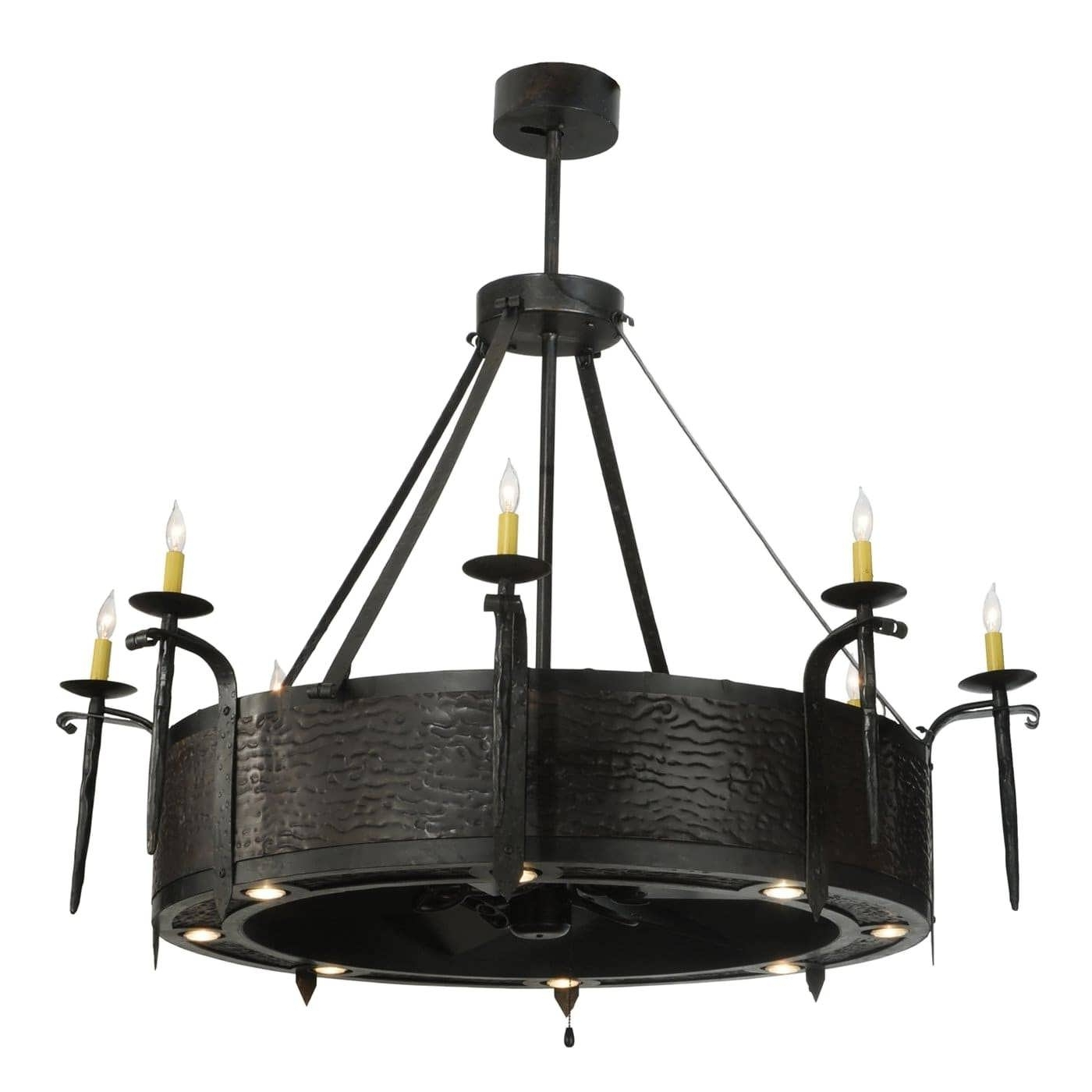 Large Cream Chandelier Throughout Well Known Chandelier : Cream Chandelier Black Chandelier Kitchen Chandelier (View 15 of 20)