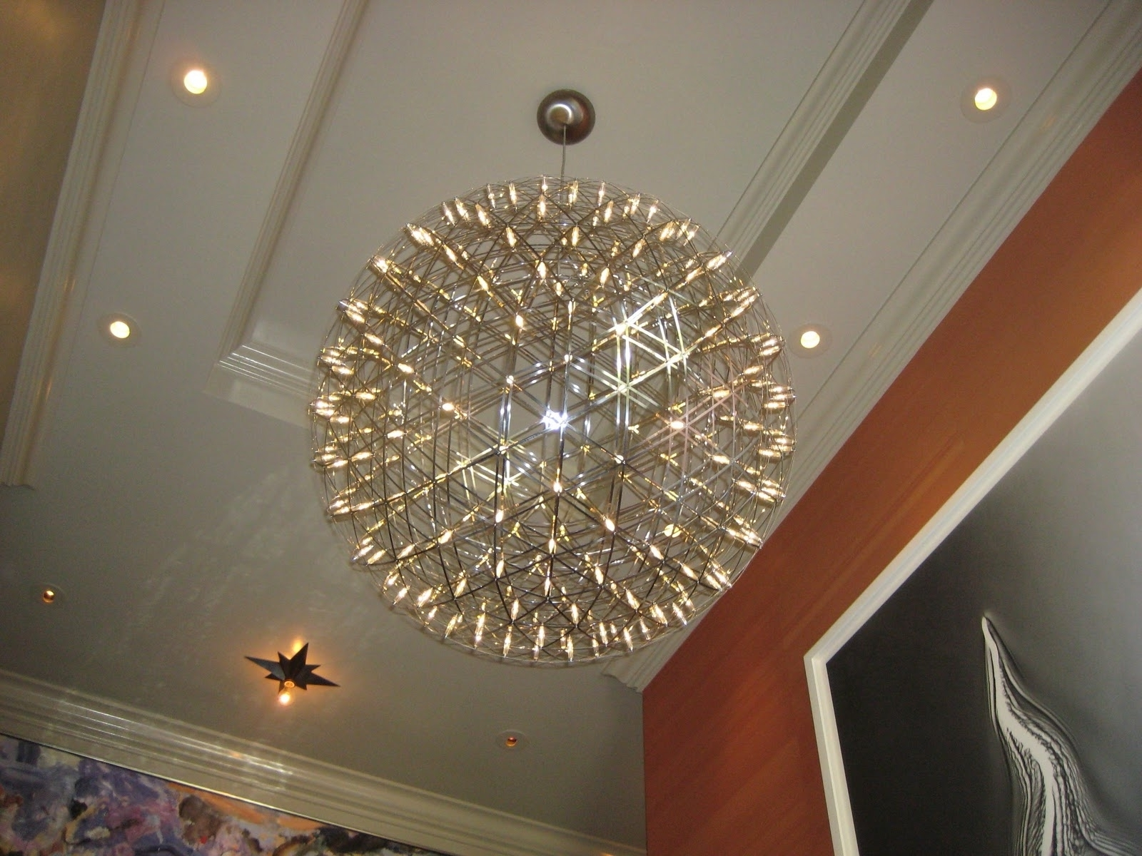 Large Modern Chandeliers Intended For Best And Newest Large Chandeliers Modern – Chandelier Designs (View 7 of 20)