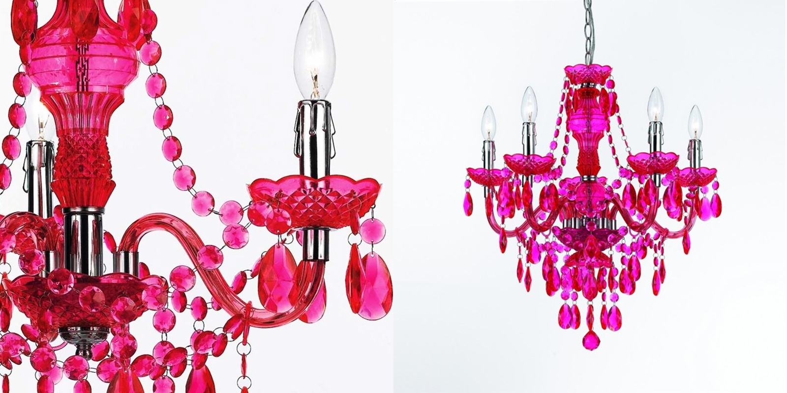 Latest Chandelier : Best Chandeliers Stunning Fuschia Chandelier Fuchsia Intended For Fuschia Chandelier (View 3 of 20)