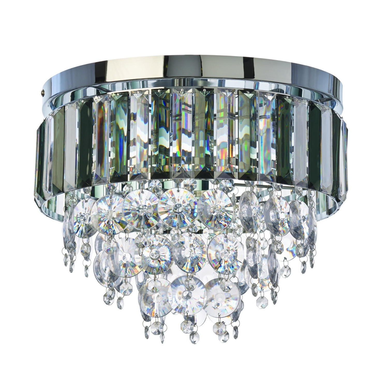 Latest Flush Fitting Chandelier With Luxury The Range Lighting Ceiling – Dkbzaweb (View 17 of 20)