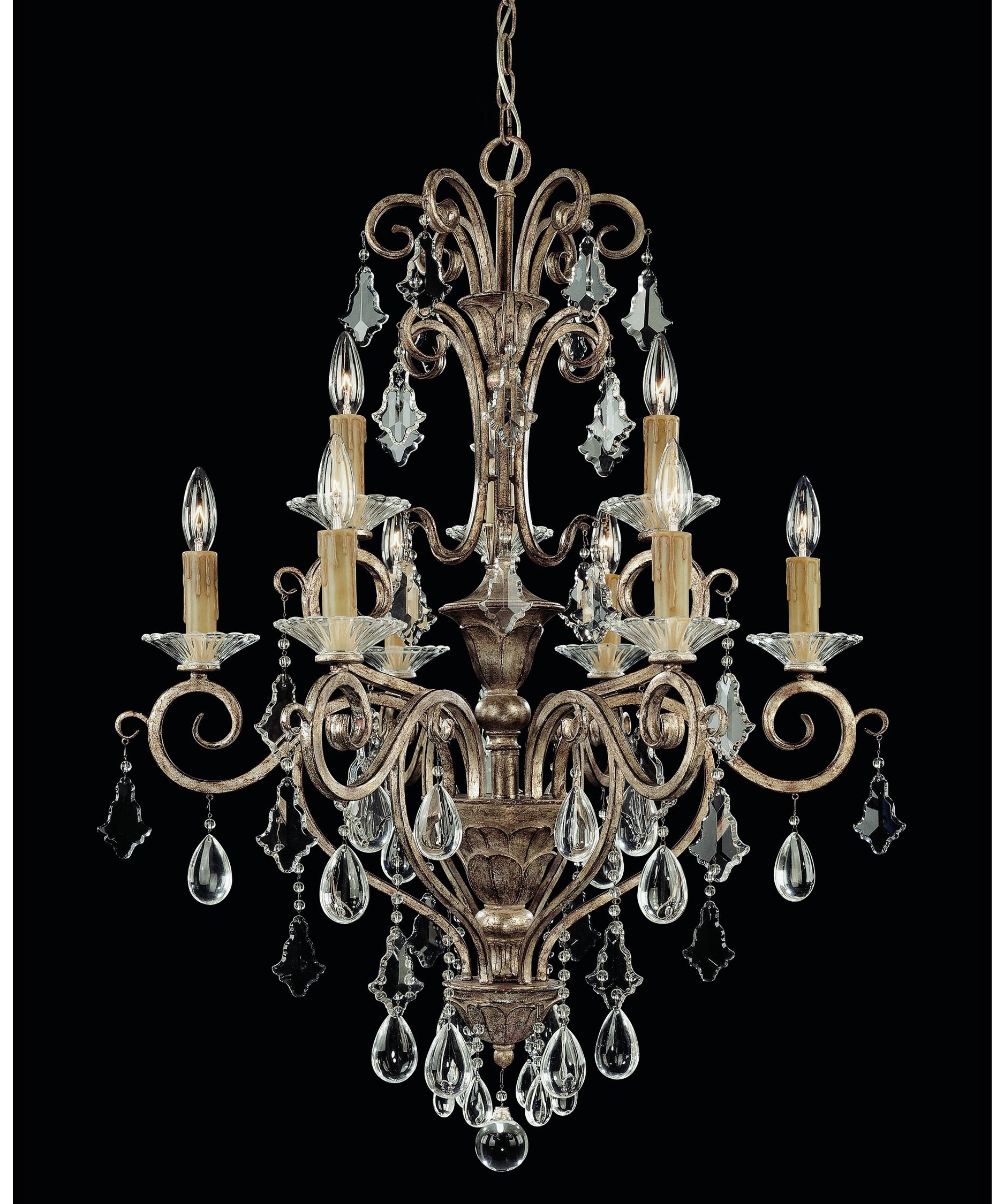 Latest Savoy House 1 1398 9 256 Antoinette 28 Inch Wide 9 Light Chandelier Inside Savoy House Chandeliers (View 9 of 20)