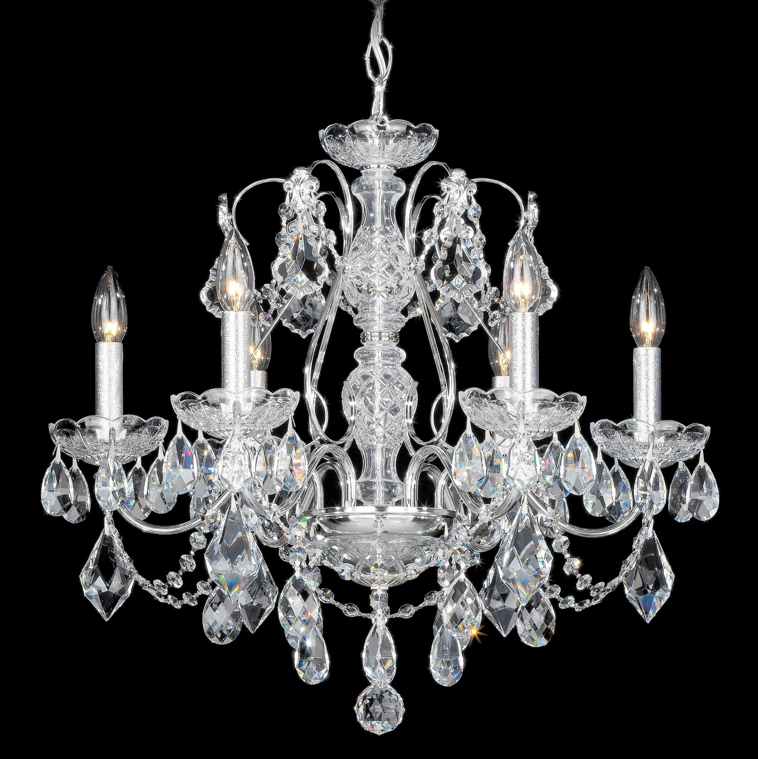 Lead Crystal Chandeliers With Popular Chandelier : Chandelier Beads Crystal Lamps Antique Crystal (View 4 of 20)