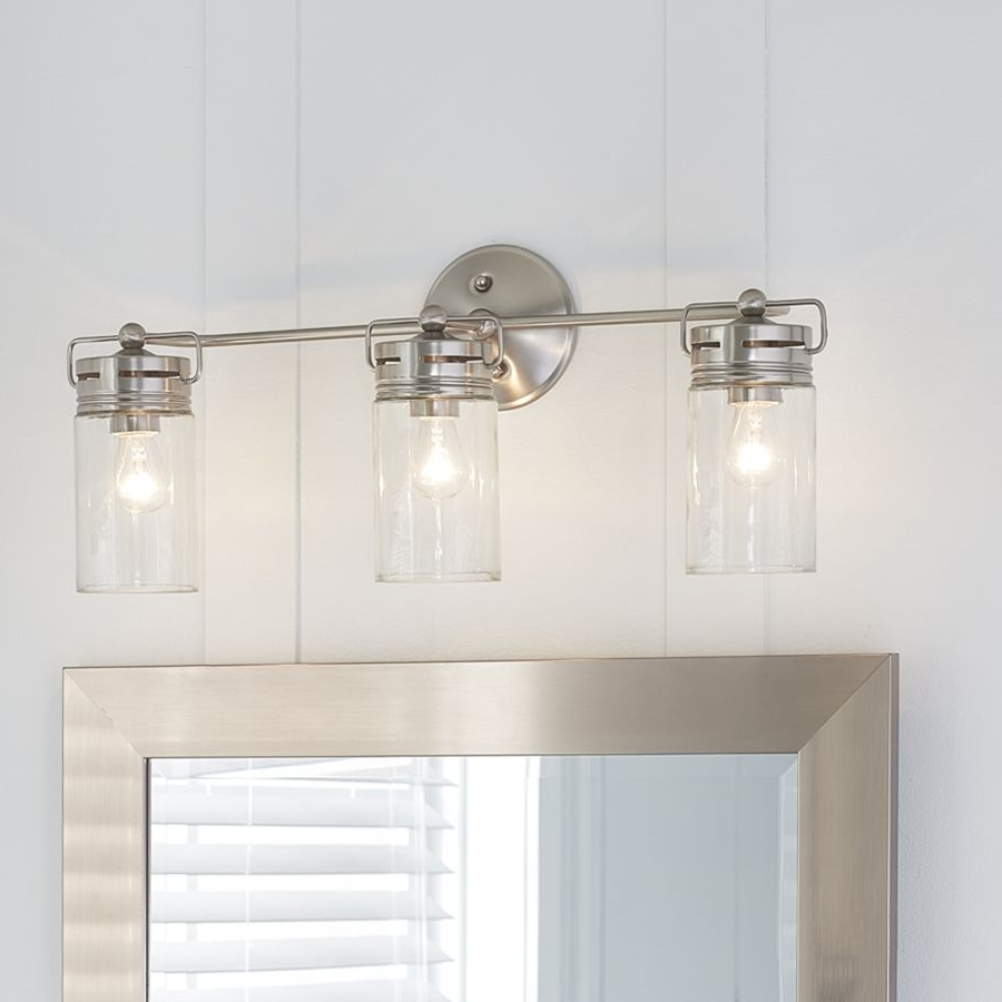 Light Fixture : Bathroom Ceiling Light Fixtures Lighting Fixtures Throughout Well Liked Bathroom Lighting With Matching Chandeliers (View 3 of 20)