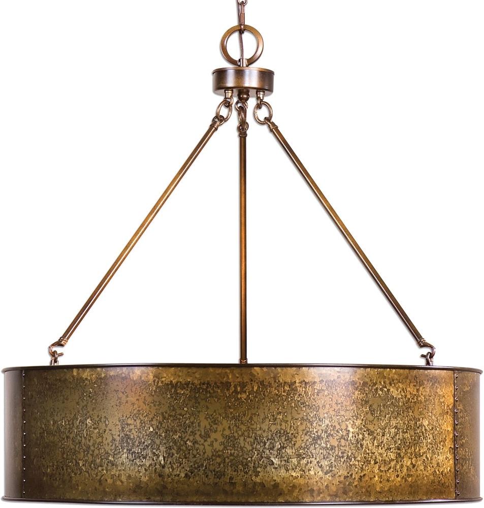 Light Fixture : Wayfair Drum Chandelier Home Depot Drum Light Metal Intended For Trendy Metal Drum Chandeliers (View 10 of 20)