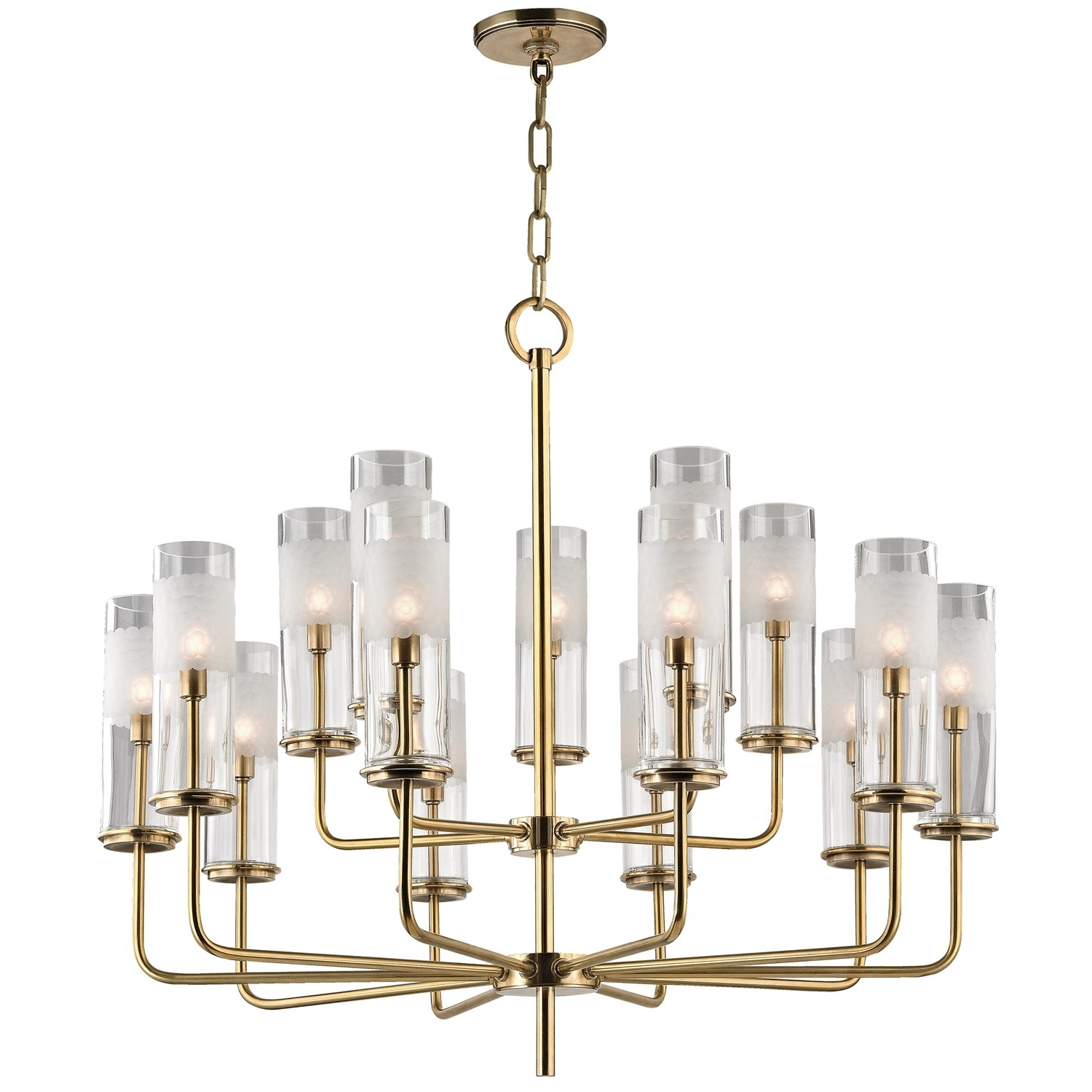Light : Hudson Valley Chandelier. Danish Chandelier (View 9 of 20)
