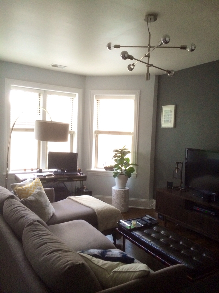 Living Room, West Elm Mobile Chandelier (View 18 of 20)