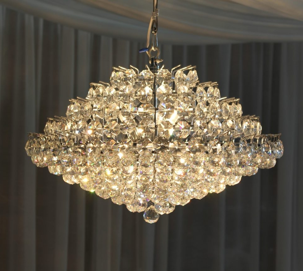Long Chandelier Lights Throughout Newest Chandeliers : Crystal Chandelier Long Chandeliers Wonderful Small (View 7 of 20)