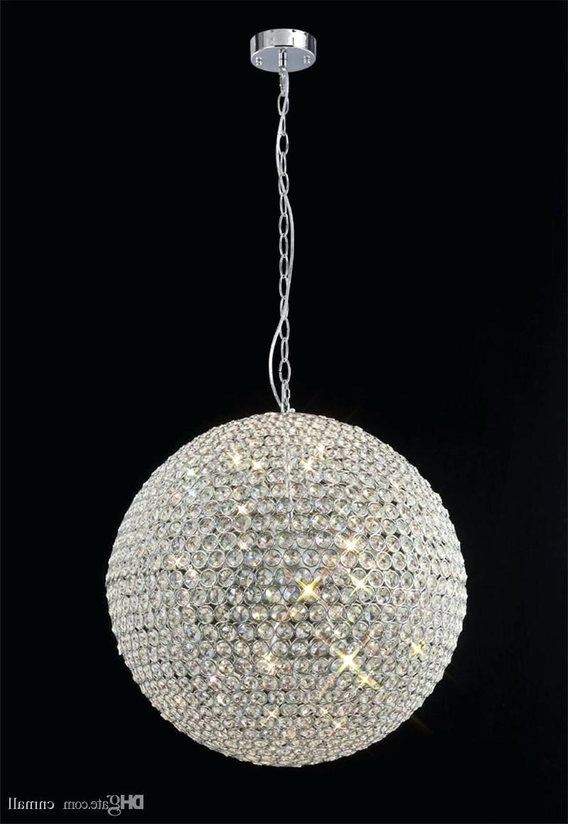 Long Hanging Chandeliers In Newest Light : Led Crystal Chandelier Lighting Modern Living Lights Remote (View 18 of 20)