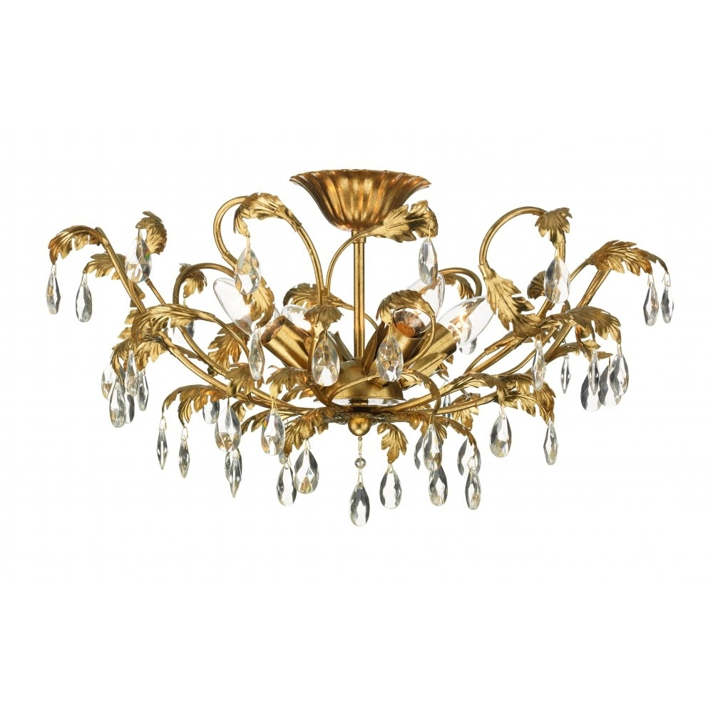 Low Ceiling Chandeliers Uk (View 4 of 20)