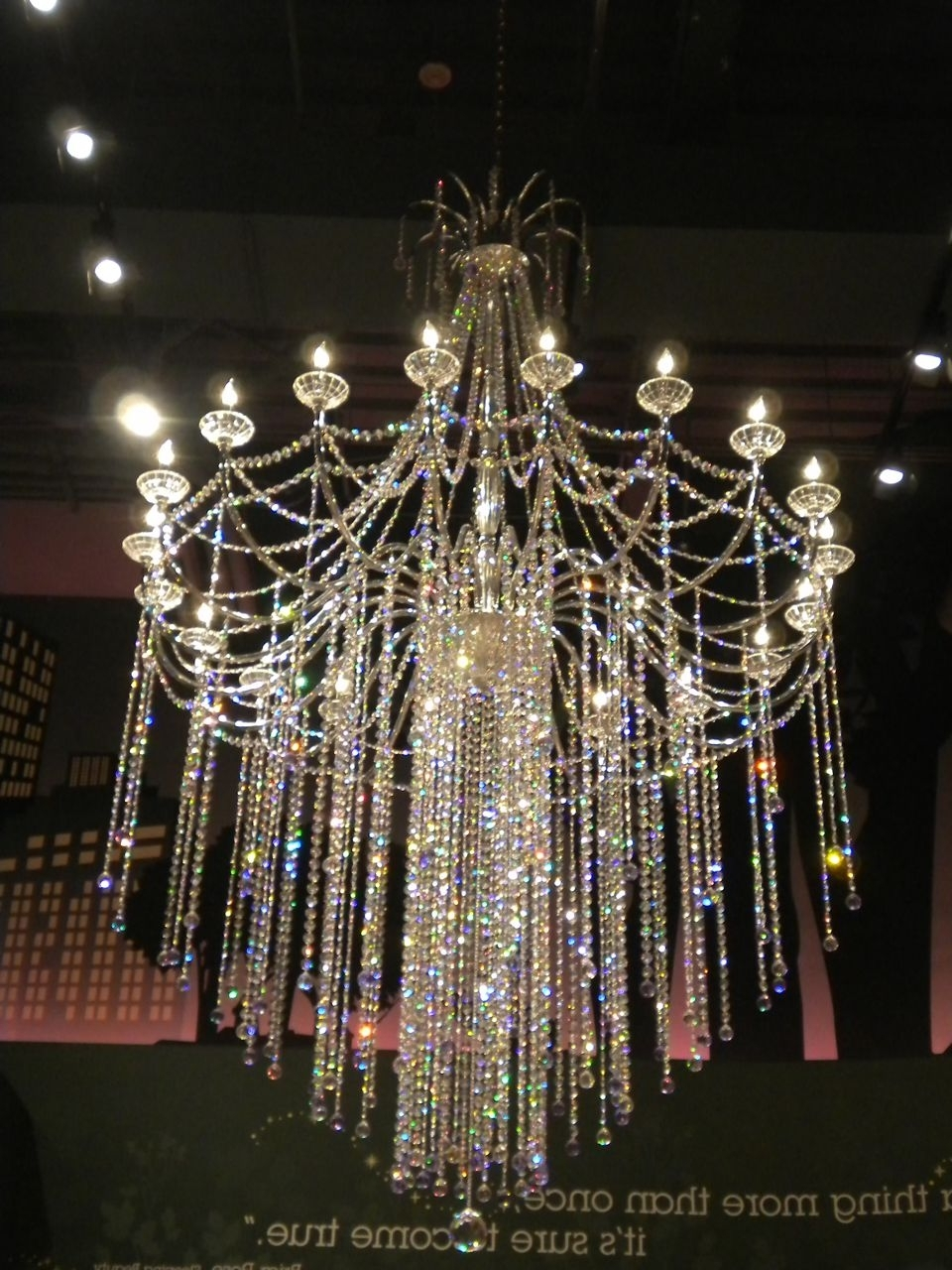 Featured Photo of Massive Chandelier