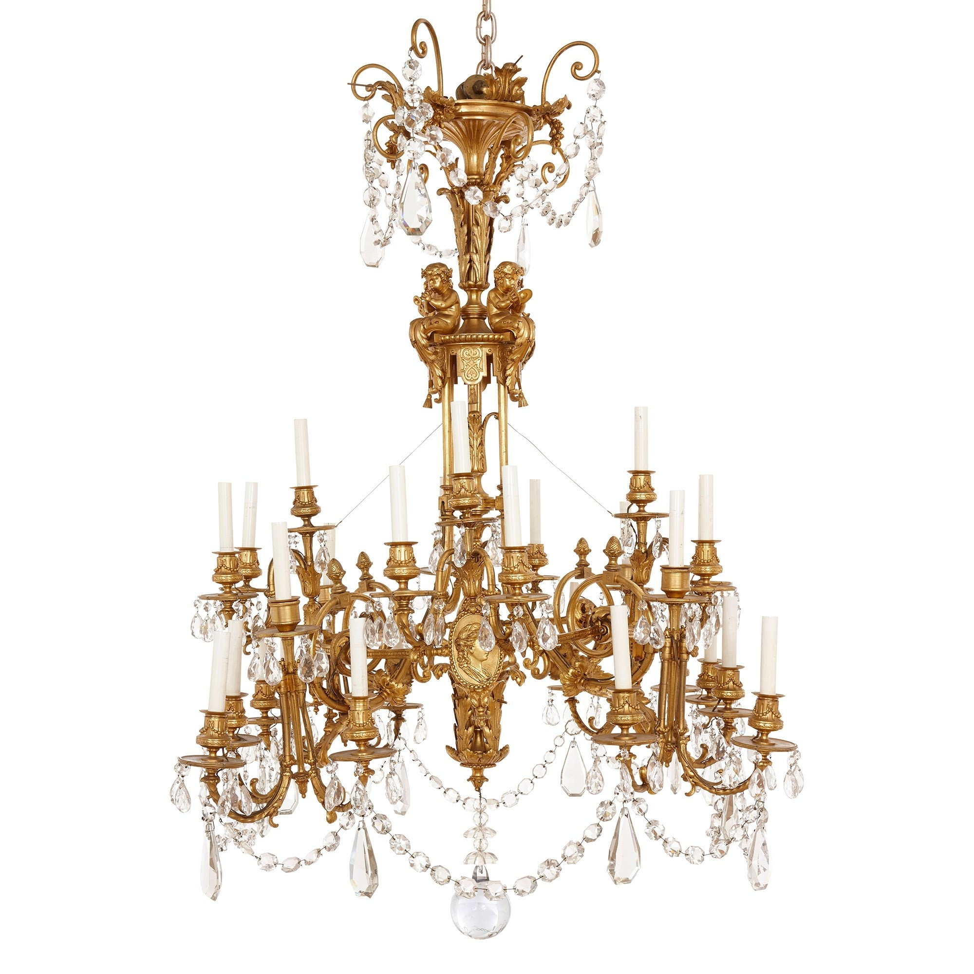 Mayfair Regarding French Chandelier (View 10 of 20)