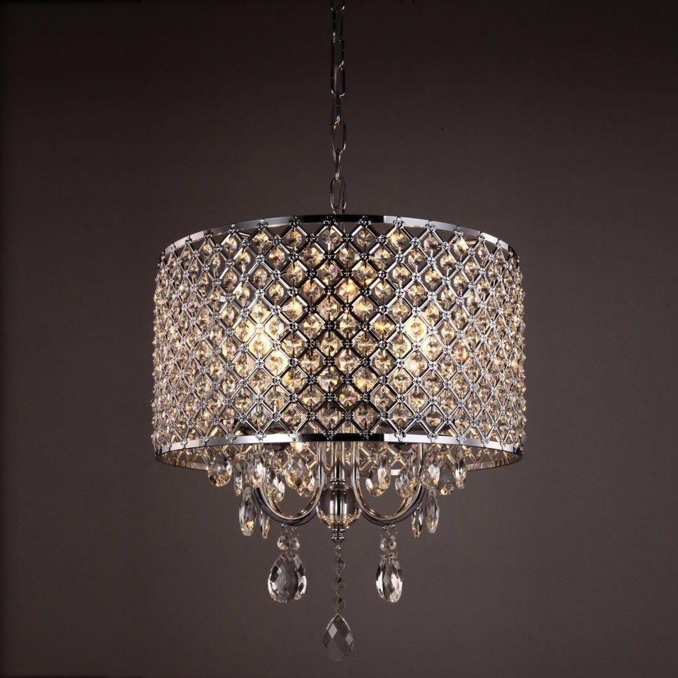 Mini Chandelier Table Lamps In Well Known Chandeliers Design : Magnificent Small Chandeliers For Bathroom (View 9 of 20)
