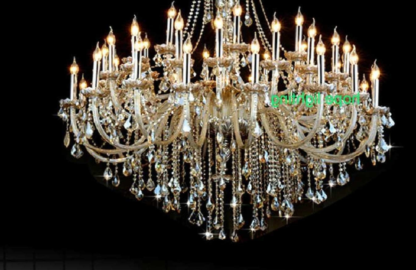 Mini Chandelier Table Lamps Intended For Well Known Chandelier : Xstunning Crystal Chandelier Table Lamp Suppliers (View 10 of 20)