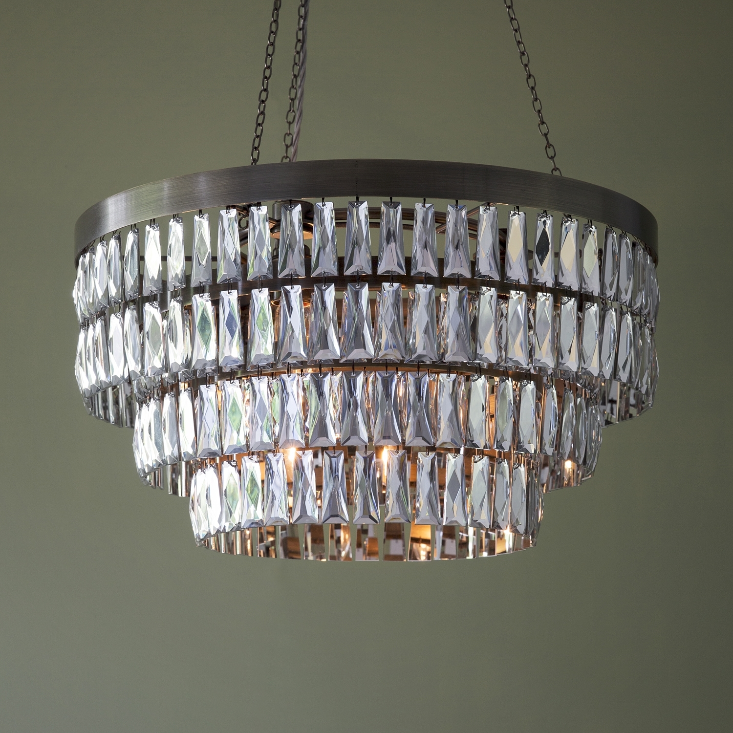 Featured Photo of Mirrored Chandelier