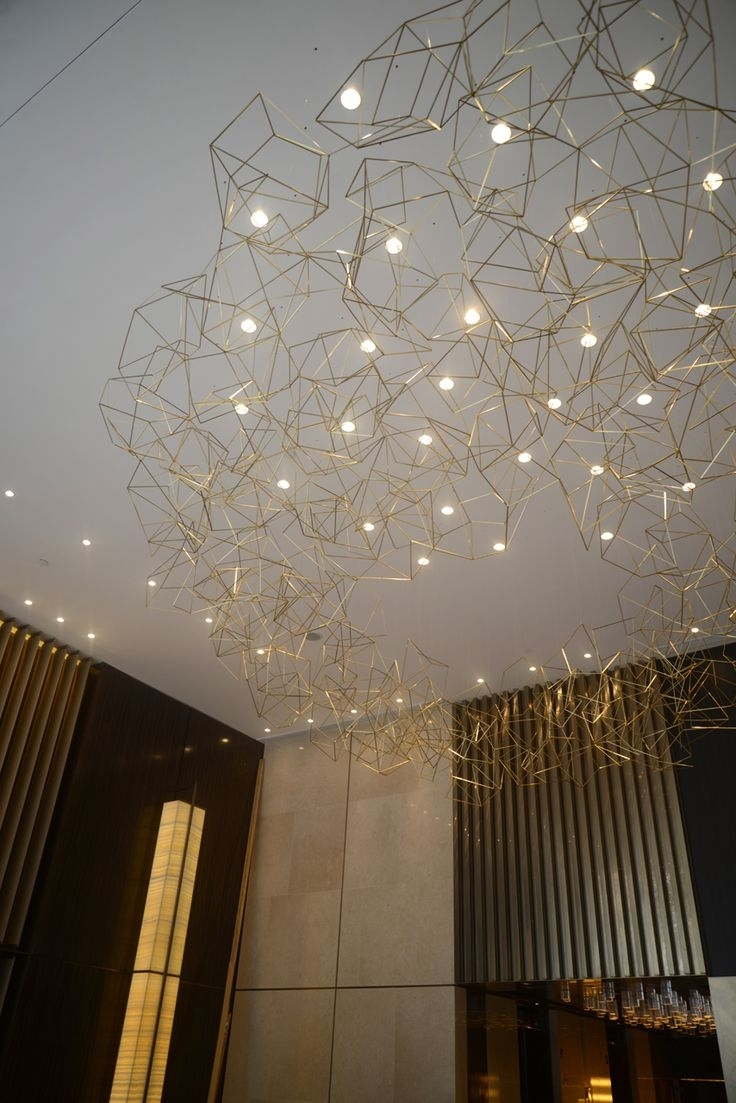 Modern Chandelier Lighting Within Best And Newest Light Fixture : Chandeliers For Dining Rooms Modern Chandeliers For (View 16 of 20)