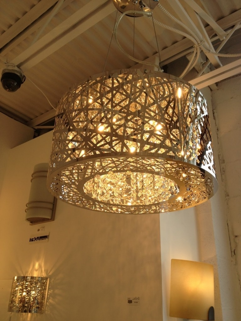 Modern Large Chandeliers Within Well Known Light Contemporary Wall Sconces Bathroom Iron  Extra Large (View 3 of 20)