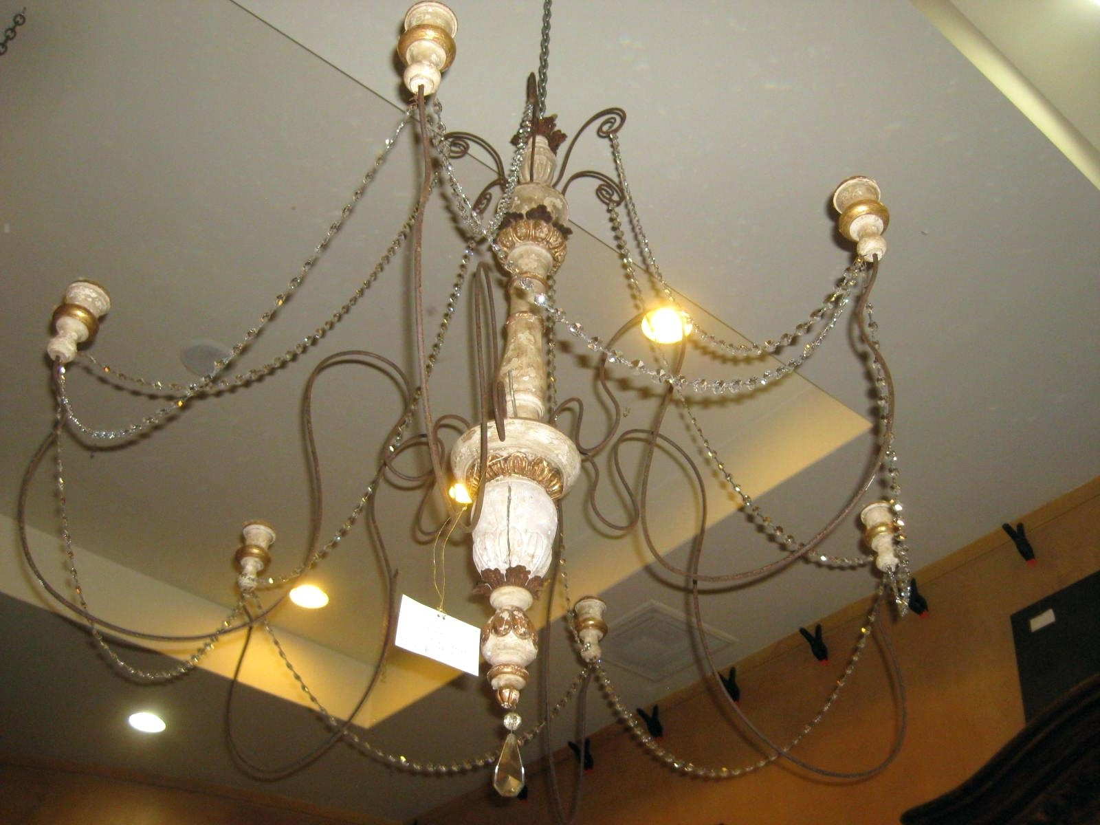 Modern Small Chandeliers Regarding Most Up To Date Light : Foyer Chandeliers Bronze Large Canada Modern Chandelier (View 9 of 20)