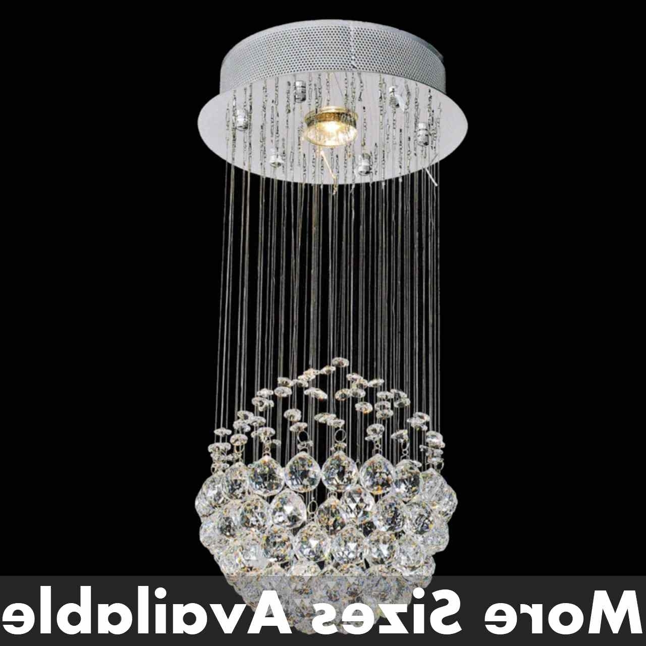 Modern Small Chandeliers With Current Brizzo Lighting Stores (View 10 of 20)