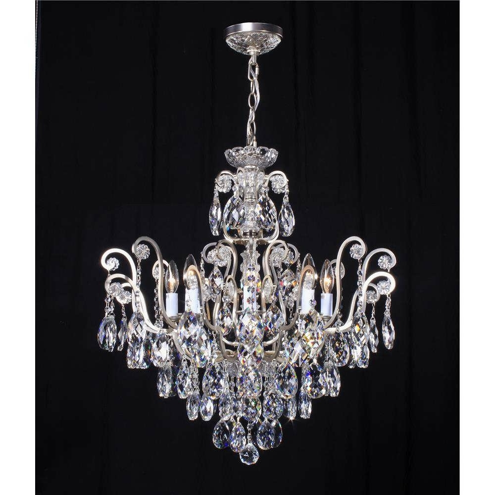 Most Current Black Gothic Chandelier Regarding Chandelier : Hanging Chandelier Replacement Chandelier Crystals (View 14 of 20)