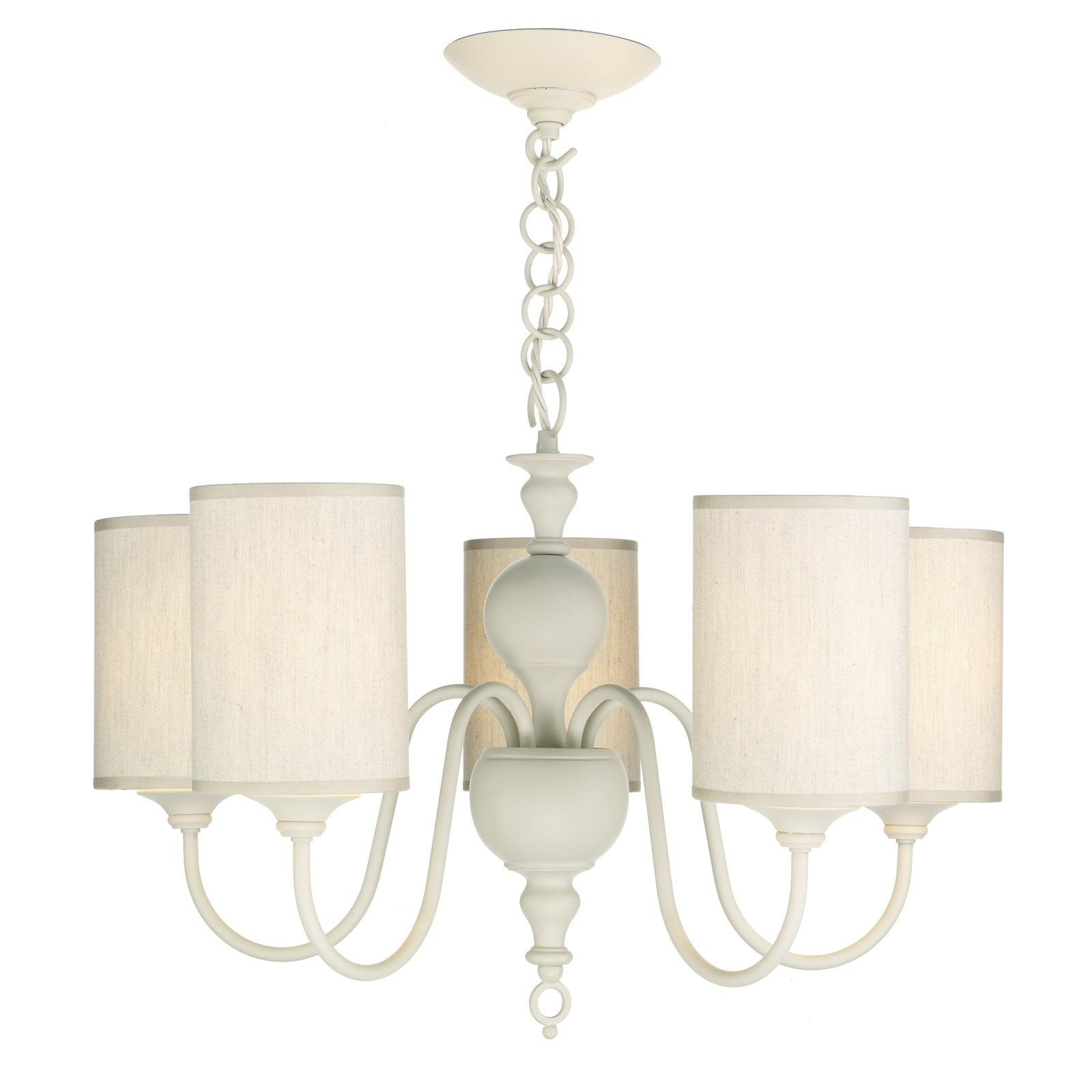 Most Current Chandeliers Design : Fabulous Catalina Light Chandelier Purple Arm For Cream Chandeliers (View 12 of 20)